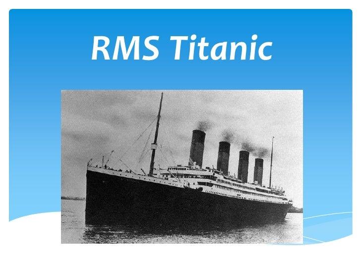 Rms titanic jorge campo