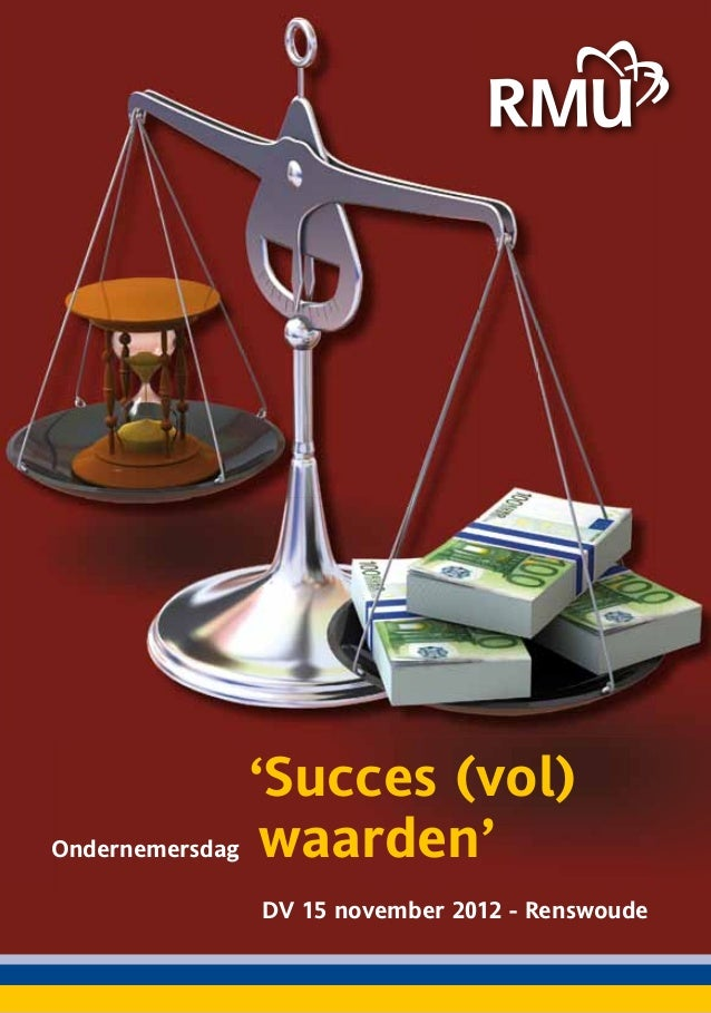 Rmu ondernemersdag 2012