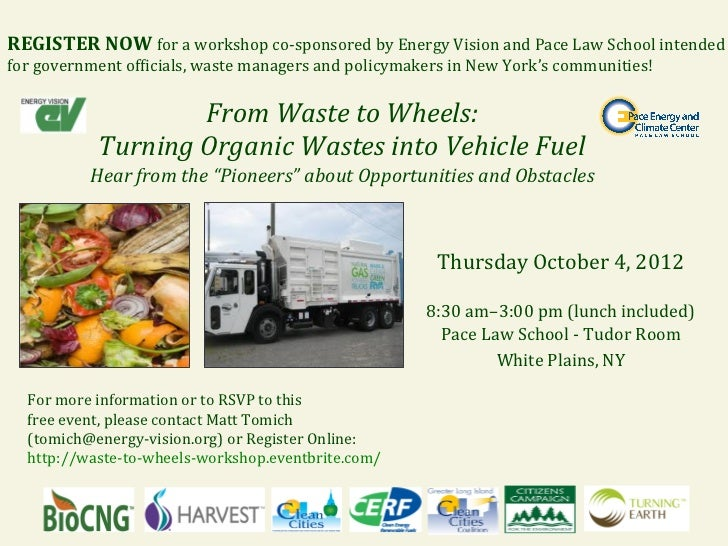 REGISTER	  NOW	  for	  a	  workshop	  co-­‐sponsored	  by	  Energy	  Vision	  and	  Pace	  Law	  School	  intended	  for	 ...