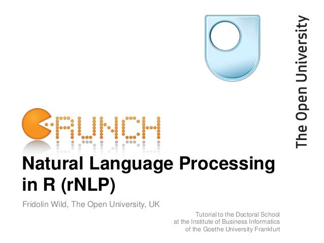 an introduction to the analysis of language processing Applying the method of discourse structure analysis  analysis of the discourse structure of lyric poetry  introduction to natural language processing.