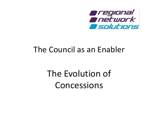The Council as an Enabler