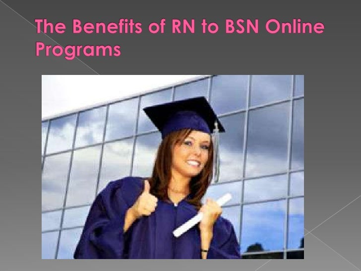 The Benefits of RN to BSN Online Programs