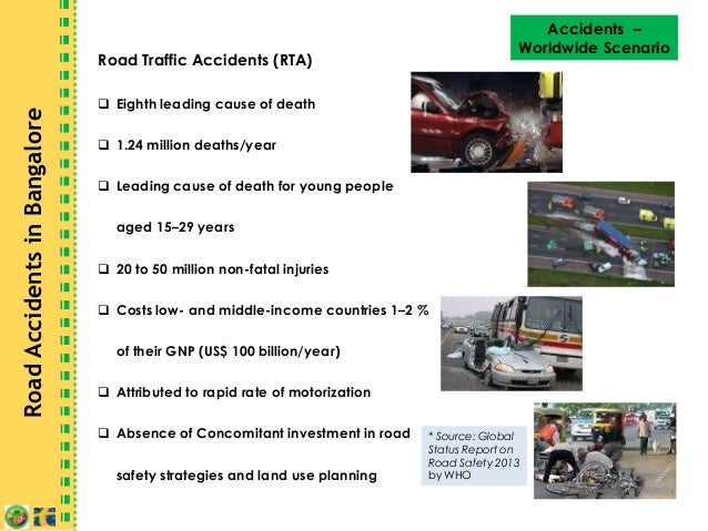 an essay on causes of road accidents Motor vehicle accidents are a major health issue in australia, being one of the  leading causes of fatality and injury (donovan, fielder, ouschan, & ewing, 2011.