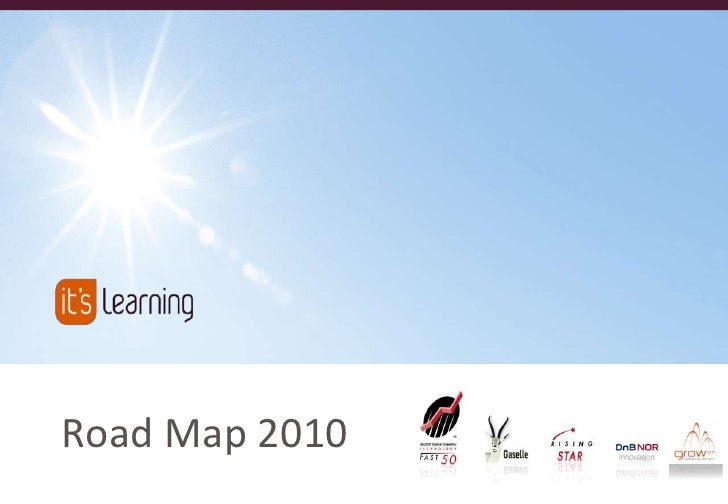 Road Map 2010<br />