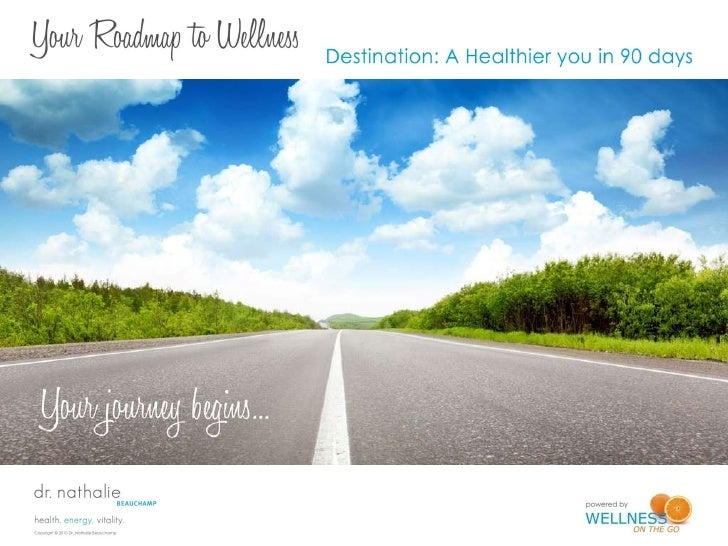 Roadmap To Wellness Synopsis