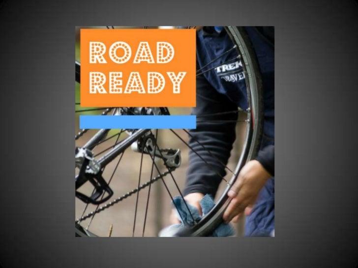 Road Ready clinic