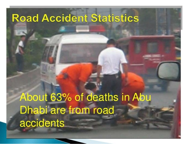 Conclusion on road safety ?