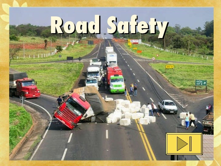 Malaysian road safety essay in english