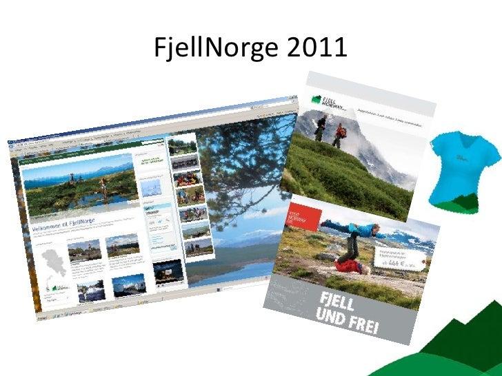 FjellNorge 2011<br />