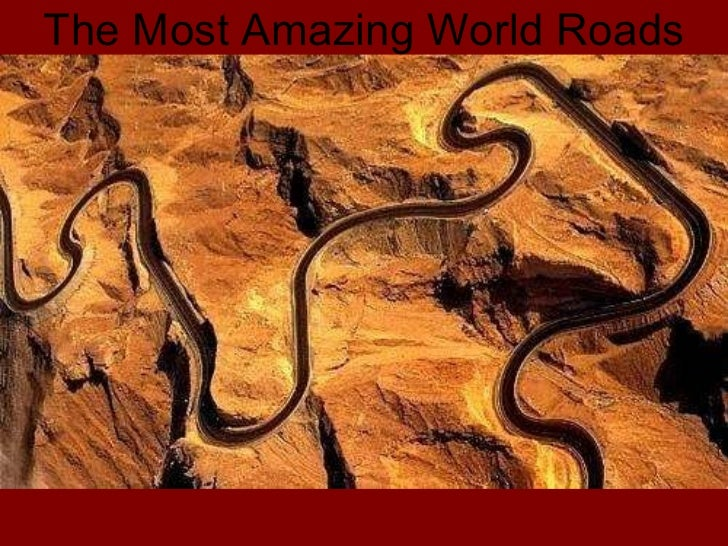 Roads of the world