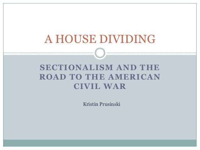 Road to civil war pp
