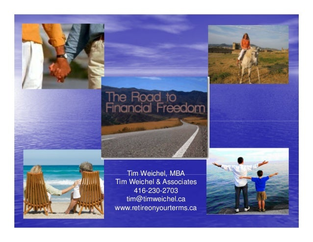 Road to financial freedom ii