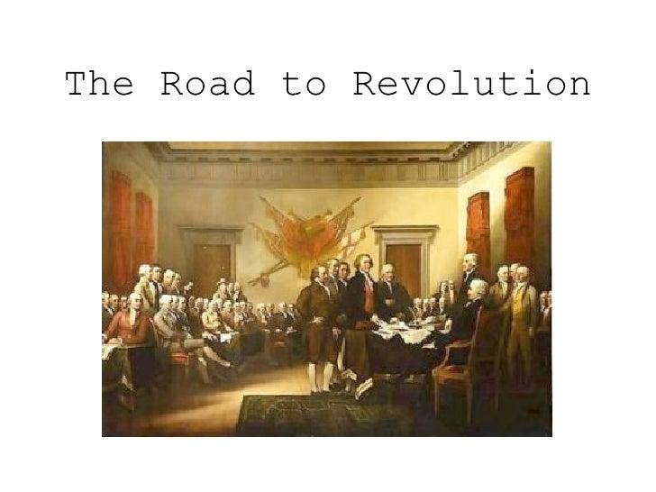 Road To Revolution 2010