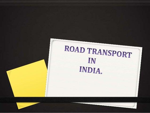 Road transport01