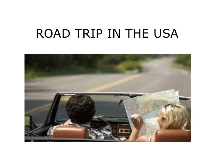 ROAD TRIP IN THE USA<br />