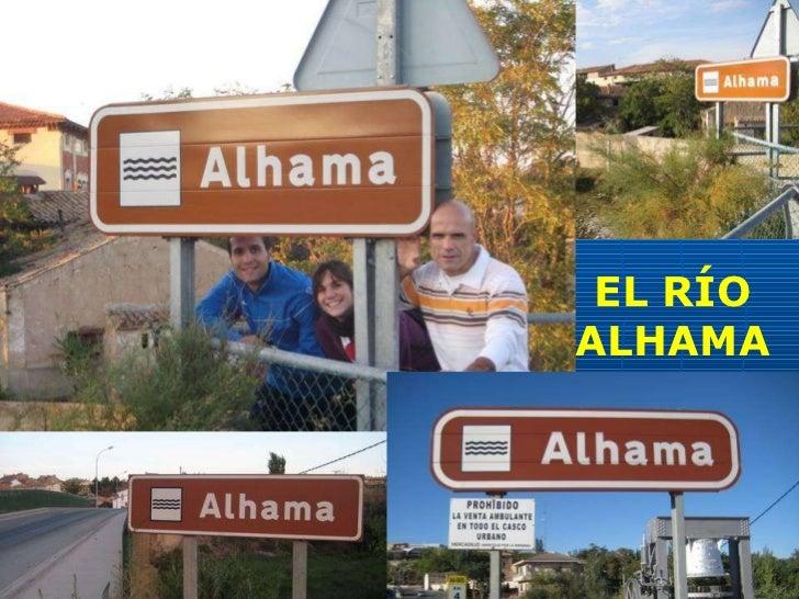 EL RÍO ALHAMA
