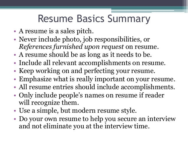 Results oriented resume examples