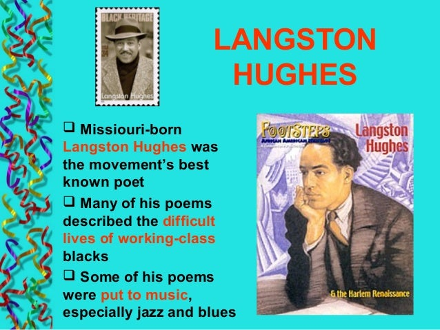 """langston hughes s short story early autumn I used to love you """"early autumn"""" by langston hughes describes everyday life in the story, hughes tells us about two young buddhism's early effect on."""