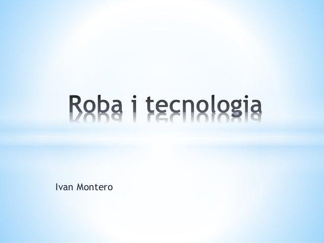 Ivan Montero