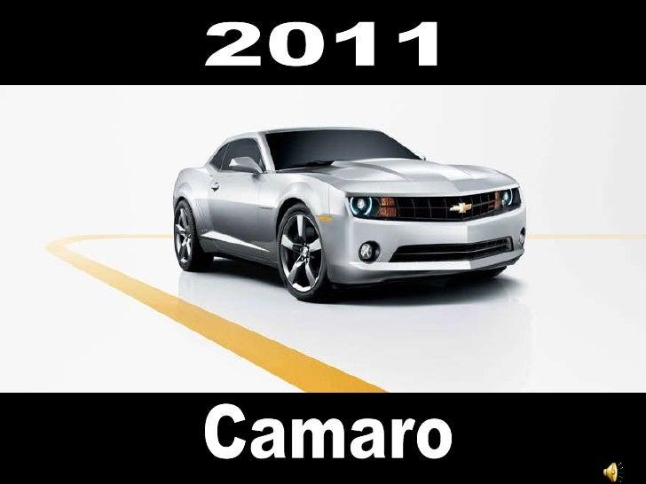 2011 Camaro
