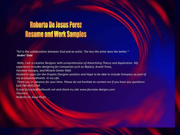 Robert  R E S U M E2