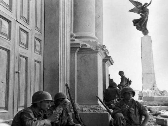 Robert Capa's best second world war photography