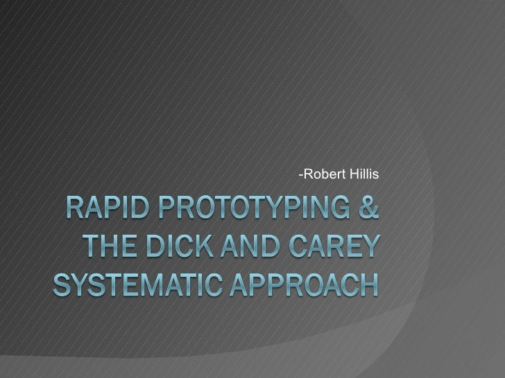 Robert hillis instructional_design