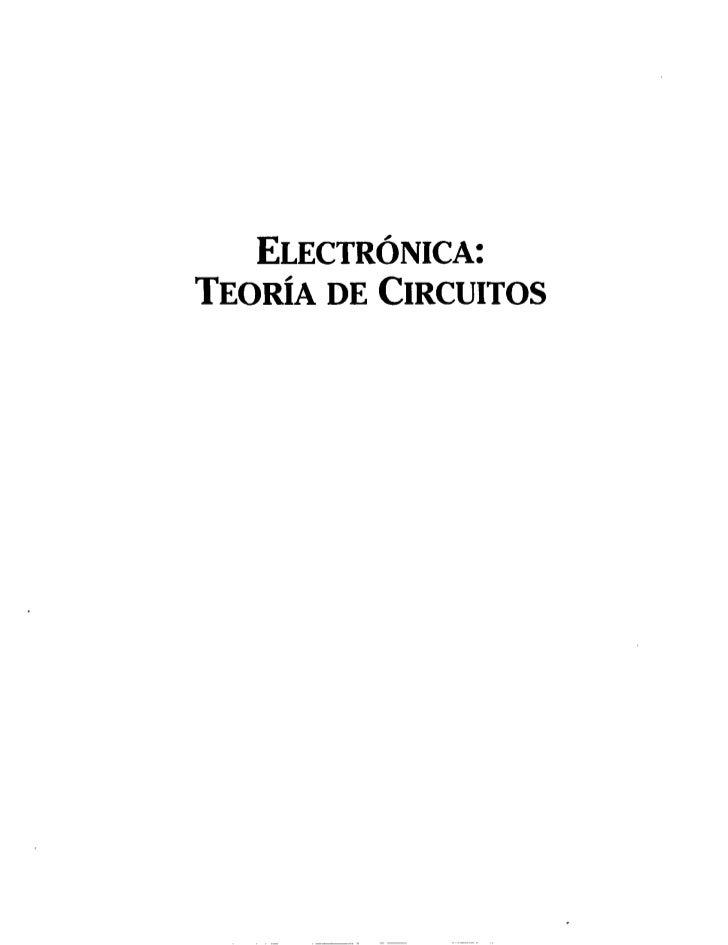 Robert l. boylestad   electrónica teoría de circuitos 6° edición