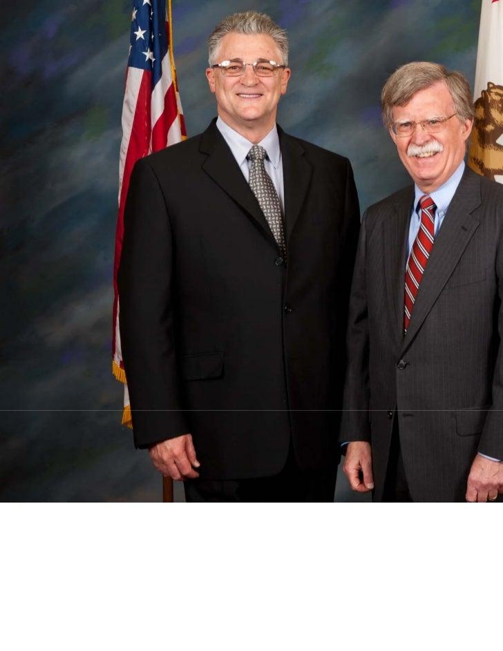 Meeting John Bolton