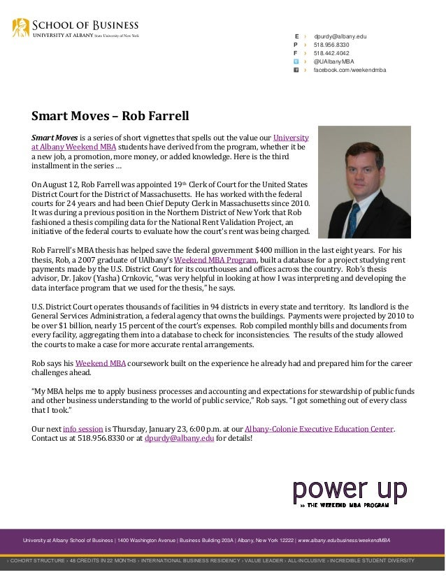 Smart Moves - Rob Farrell
