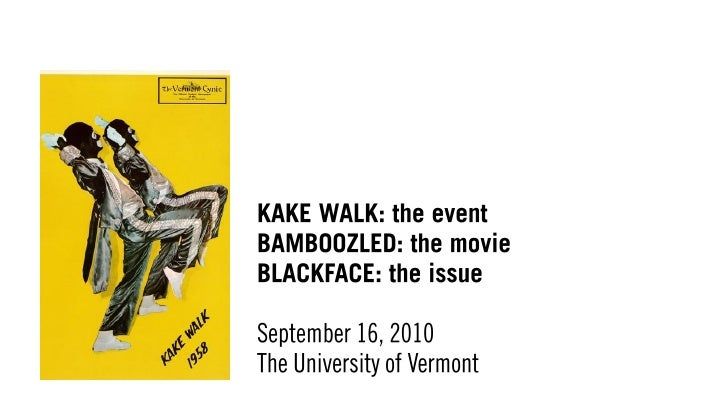 Kake Walk: The Event