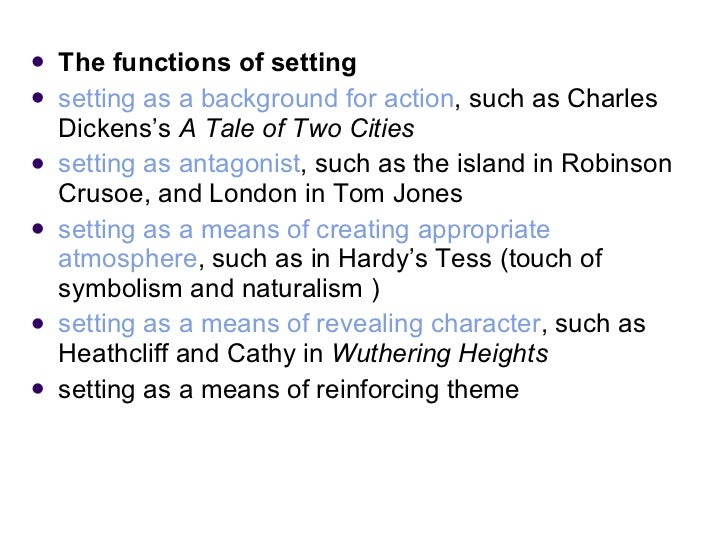 an analysis of the setting and atmosphere in tale of two cities by charles dickens A tale of two cities is a classic by charles dickens a tale of two cities is set in paris and london of the 1780-s caught in an atmosphere of hatred.