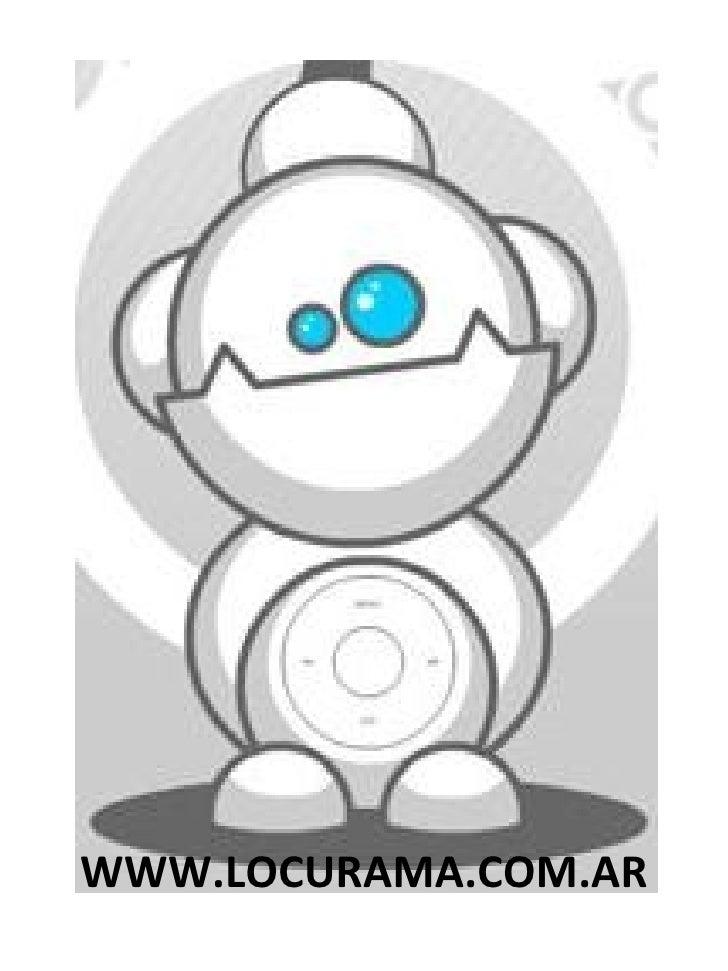 Robot Locurama