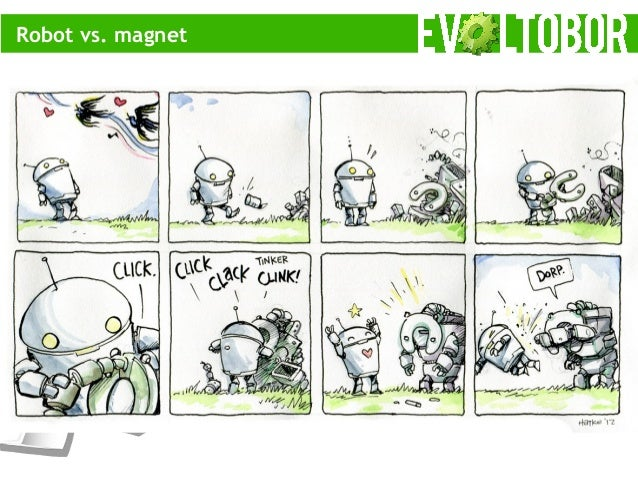 Robot vs. __________