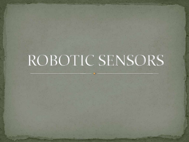  A sensor is a converter that measures a physical quantity and converts it into a signal that can be read by an observer....