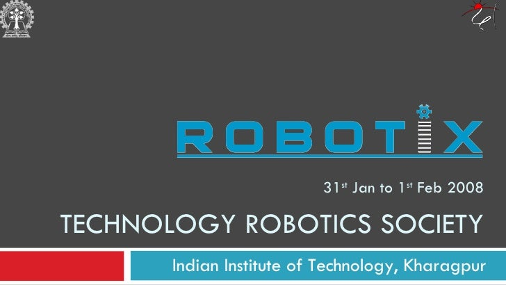 Robotix Tutorial 7