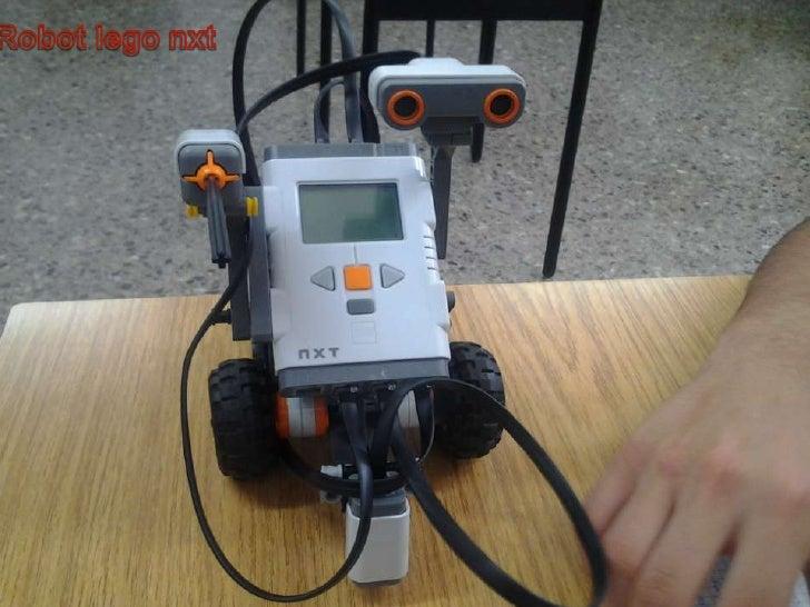 Robot lego net
