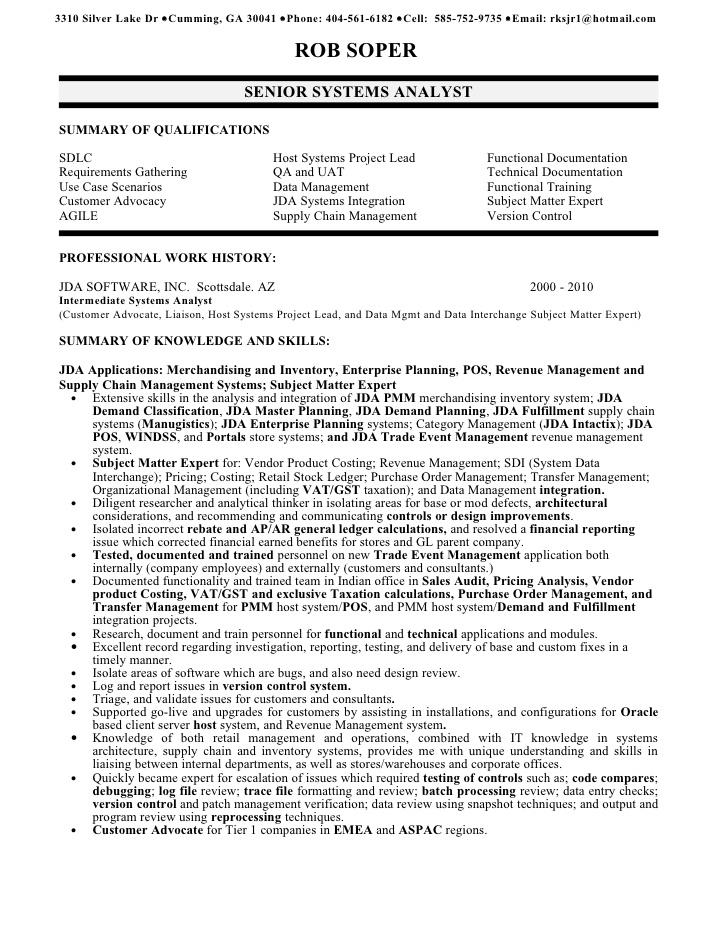 system analyst resume Free Resume Builder Resume Builder U7SRQok5