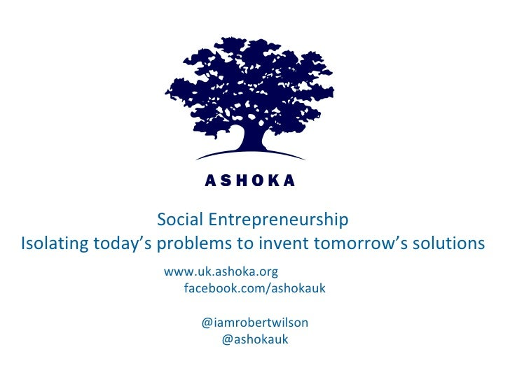 Rob Wilson, Ashoka – The View From The Ground