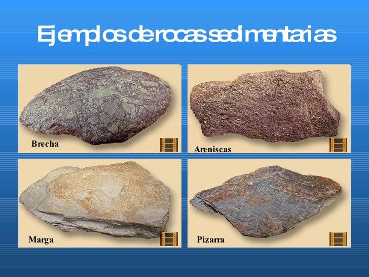 Rocas y minerales 6 julio for Nombre de la roca
