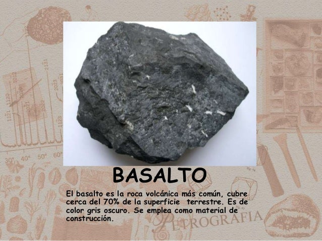 Rocas y minerales fil eminimizer for Nombre de la roca