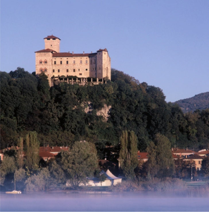 Weekend sul lago Maggiore: Rocca di Angera