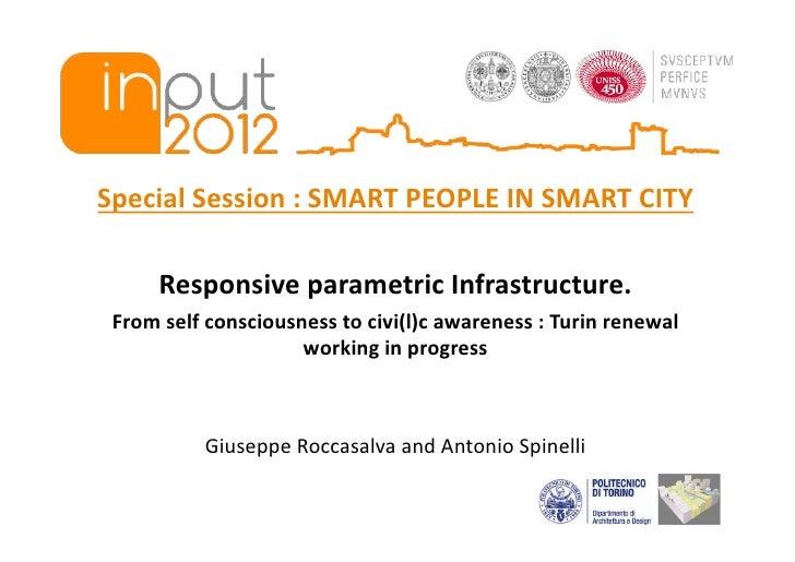 Roccasalva & Spinelli - input2012