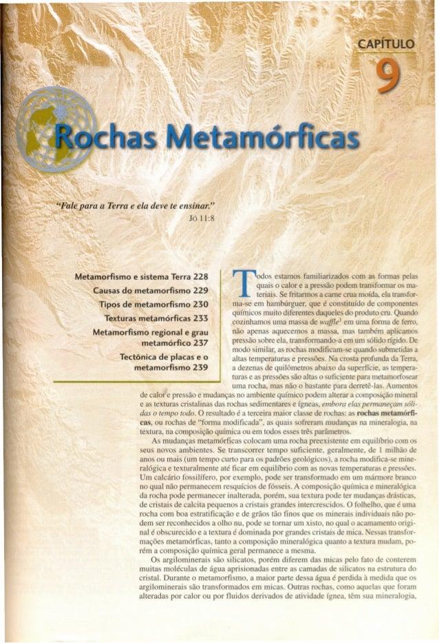 Rochas metamorficas 9