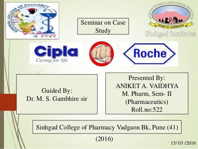 Cipla Case Analysis & Solution, HBS & HBR Case Study ...