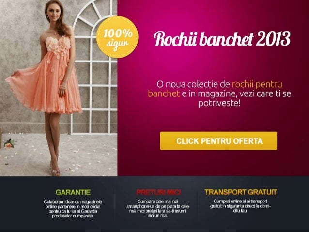 Rochii banchet 2013
