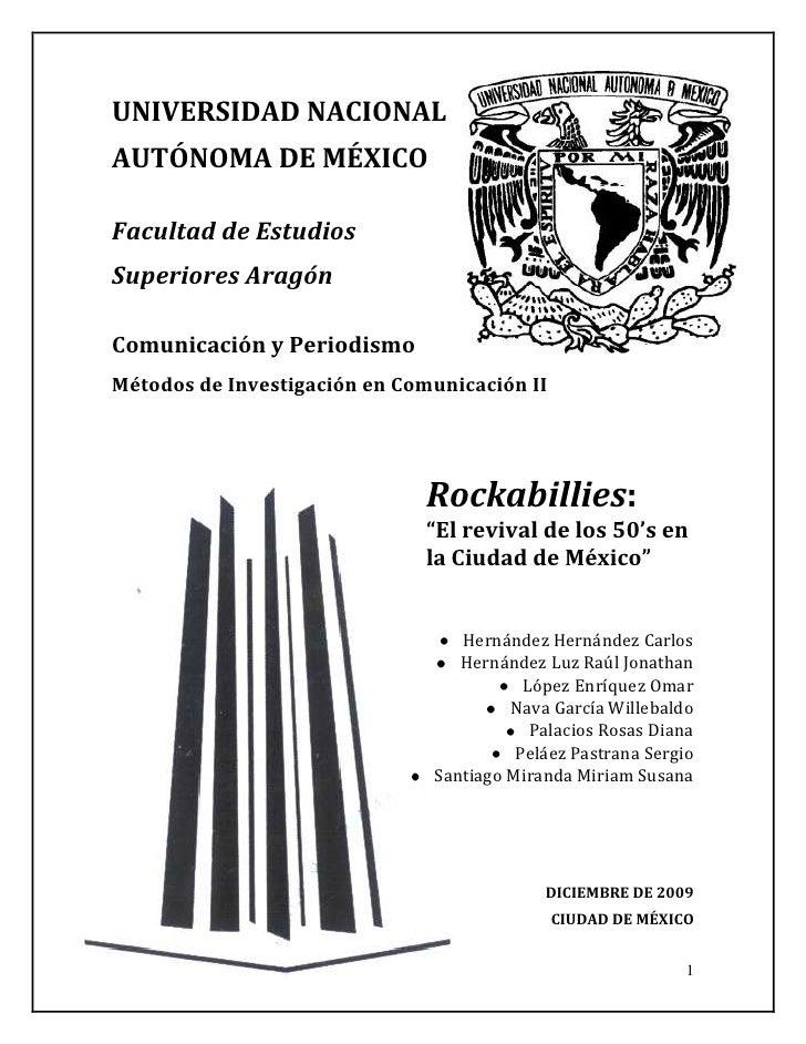 3387090-261620UNIVERSIDAD NACIONAL<br />AUTÓNOMA DE MÉXICO<br />Facultad de Estudios<br />Superiores Aragón<br />Comunicac...
