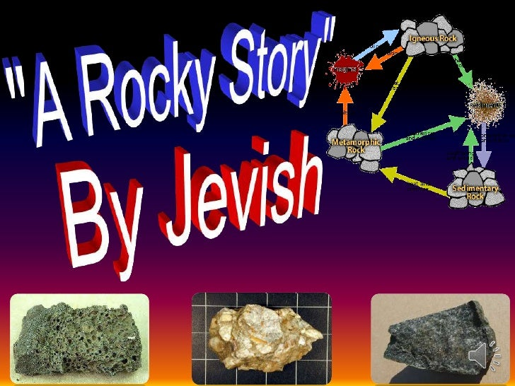 The earths surface is constantly being eroded. This means that rocks are broken up into smaller pieces byweathering agents...