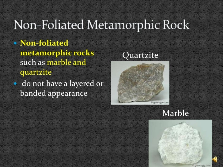 Rocks Powerpoint For Tech With Sound