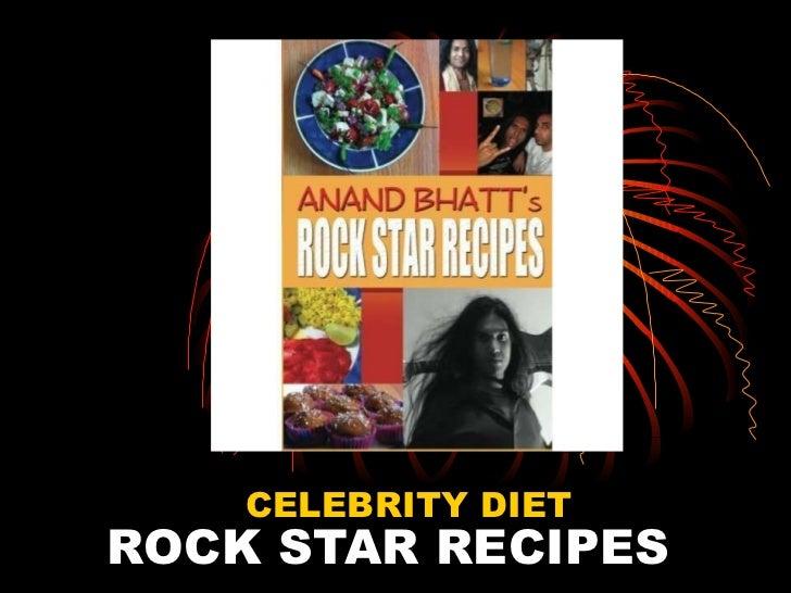 17 day Diet Rock Star Recipes